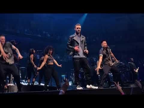 My Love LIVE - Justin Timberlake