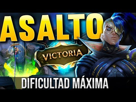 CÓMO GANAR ODISEA en ASALTO (Máxima Dificultad) League of Legends - COOLIFE