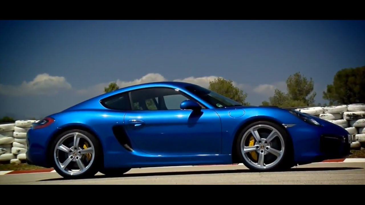 Rusnak Porsche Westlake >> Porsche Cayman GTS - Rusnak/Westlake Porsche - YouTube