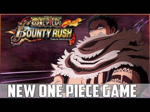 One Piece Bounty Rush New Mobile Game Android/IOS | Neues One Piece Smartphone Spiel NEWS🔔
