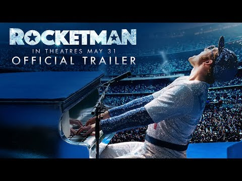 Gary Cee - Review:  'Rocketman' is a Spaced-Out Wild Ride
