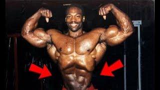 The Smallest Waist in Bodybuilding
