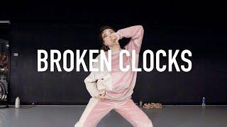SZA - Broken Clocks  / Hazel Choreography