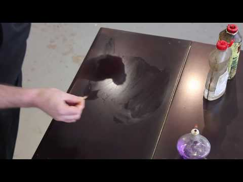 How to Remove White Ring Marks from Furniture