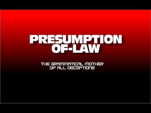 PRESUMPTION-OF-LAW