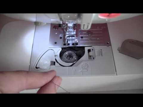 Sewing 40 Bobbin Winding Loading Machine Threading YouTube Gorgeous Loading A Sewing Machine