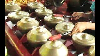Playon SREPEG SLENDRO 6 Javanese Gamelan Music Jawa WANI WIRANG Balai Budaya Minomartani HD
