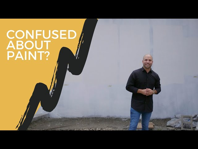 Confused about paint? Let us help!