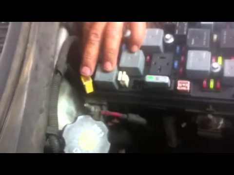 POWER STEERING HHR 06 PROB - YouTube
