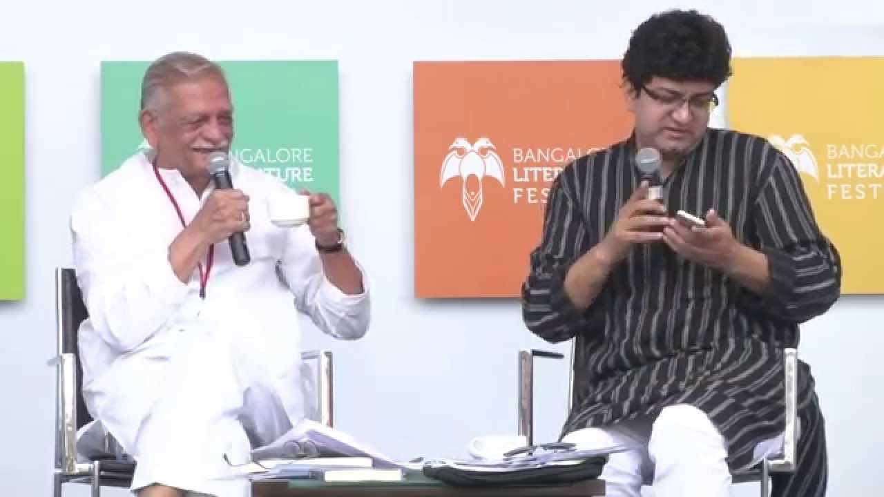 Download #BlrLitFest -2013 | Gulzar and Prasoon Joshi: Aao Phir Nazm Kahein