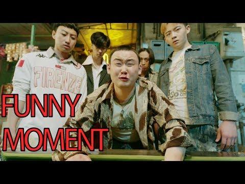《人不彪悍枉少年搞笑片段》《Funny Moment》What Is Acting Force and Counter Force 作用力与反作用力的现场讲解