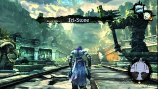 Darksiders II - Comic-Con 2012 Stage Demo