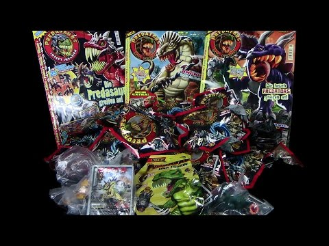 Predators ™ Paket vom FigurenMagazin - Unboxing Juli 2014 / Re-Upload