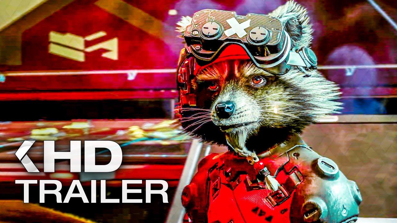 MARVEL'S GUARDIANS OF THE GALAXY Trailer #2 German Deutsch (2021)