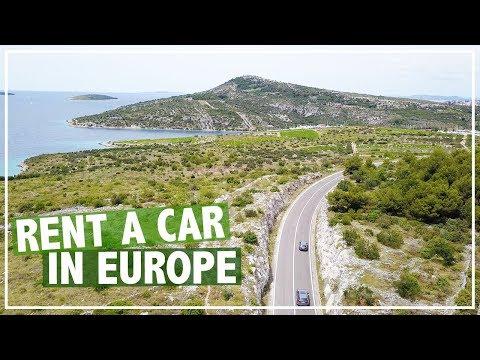 How To Rent A Car In Europe   Car Rental Tips In Croatia欧洲租车注意事项