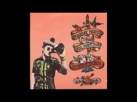 Elton John - Saturday Night's Alright For Fighting (2014 Remastered)