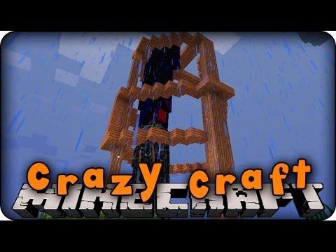 Minecraft Mods - CRAZY CRAFT - Ep # 12 ' WE CAUGHT A KRAKEN!' (Orespawn Mod)