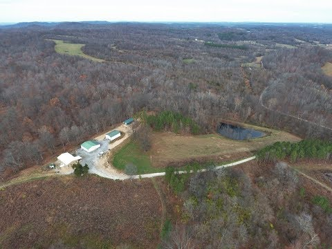 234 acres of hunting land for sale in Union County, IL