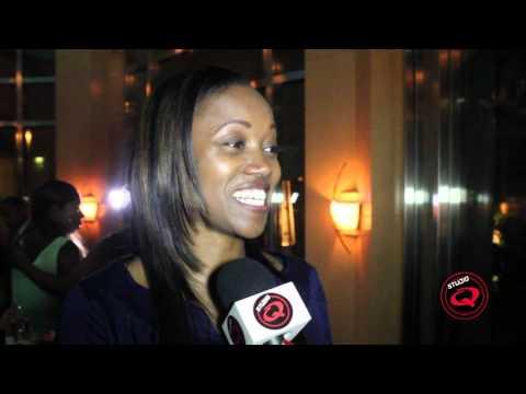 Living Single Co-Star, Erika Alexander Talks Queen Latifah