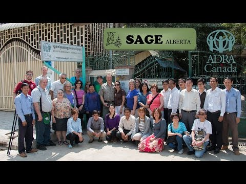 SAGE Group Goes on a ADRA Connections Trip