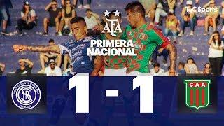 Independiente Rivadavia 1 VS. Agropecuario 1 | Fecha 10 | Primera Nacional 2019/2020