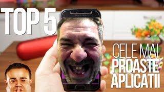 TOP 5 CELE MAI PROASTE APLICATII de pe Play Store ever