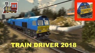 Train Driver 2018 - App Check - iPhone / iPad iOS Android Game - Alexandru Marusac / Ovilex