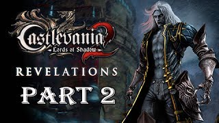 Castlevania Lords of Shadow 2 Revelations Walkthrough Part 2 - Alucard
