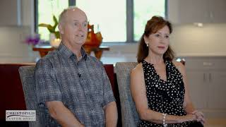 Christofilis Custom Homes Testimonial   Patsy And Mike Birchfield At Cordillera Ranch, Boerne, Tx