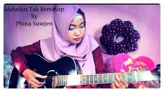 Video Lagu bikin baper 😁 bidadari tak bersayap (cover by Phina Suwjen) download MP3, 3GP, MP4, WEBM, AVI, FLV Januari 2018