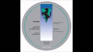 Blawan - Vibe Decorium
