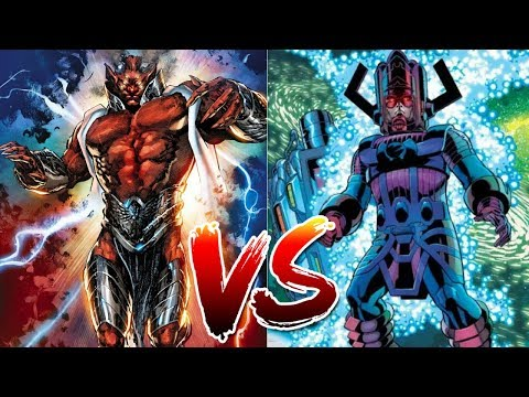 Galactus VS Trigon | Who Wins?