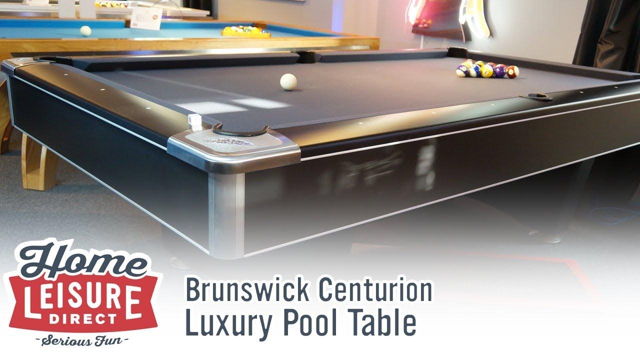 Brunswick Centurion Pool Table YouTube - Brunswick centurion pool table