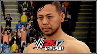 WWE 2K17 NXT DLC - Shinsuke Nakamura All Finishers, Signatures, Ringside Finishers & More! #WWE2K17