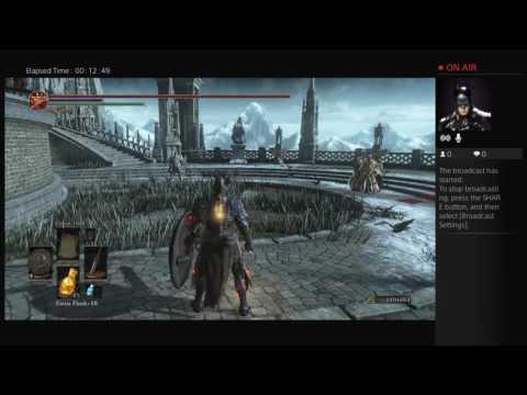 Dark Souls 3 PVP Tournament