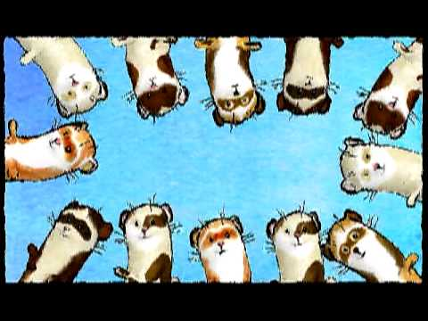 Animation: Ferret dance (A series of tubes)