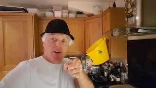 Diet The Prodiet Day 65 Evening meal Chicken Stew, Potato, Butternut Squash, Peas, Sweet Corn, Fruit