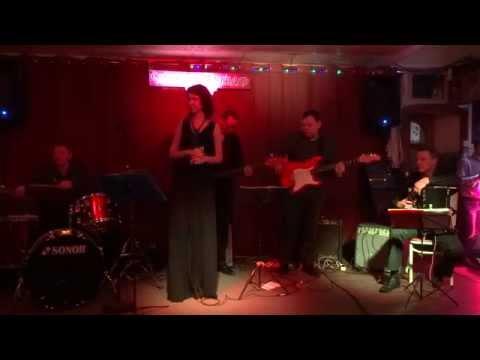 MAIN STREET(французский аккордеон) - SUNNY (Кафе Соборная Площадь 21.02.2015)(jazz accordion)