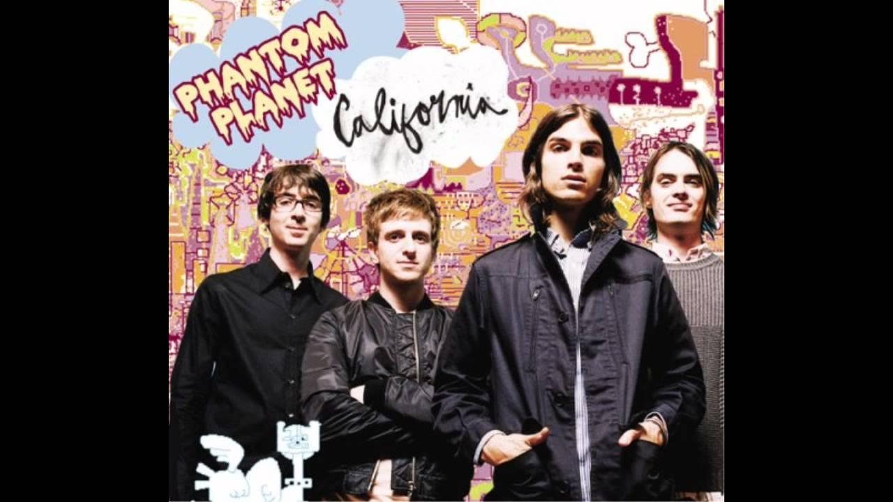 phantom planet california mp3 free download