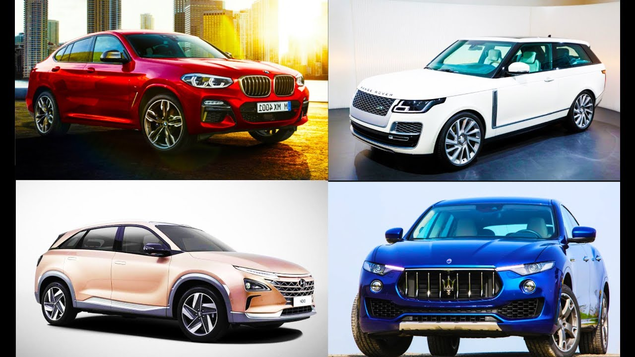Top 10 New Upcoming Luxury Suvs For 2019: Best Luxury SUV 2019 -Top 5