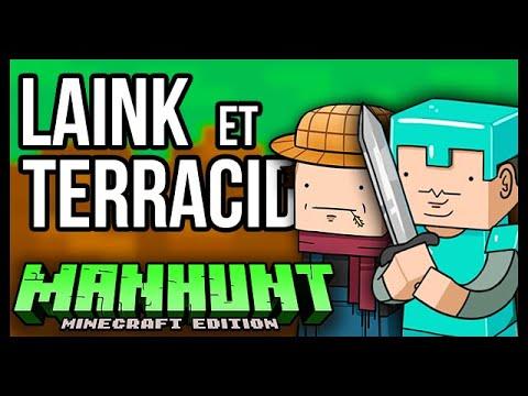 SPEEDRUNNERS VS HUNTERS C'EST TROP DRÔLE ET TROP DUR (Minecraft Manhunt)