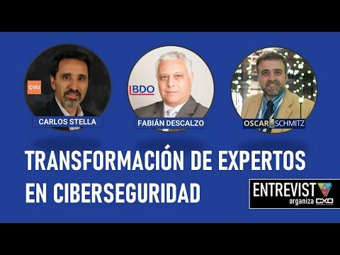 🎙️ Fabián Descalzo y Carlos Stella 💪 Transformación de los expertos en ciberseguridad 🚀