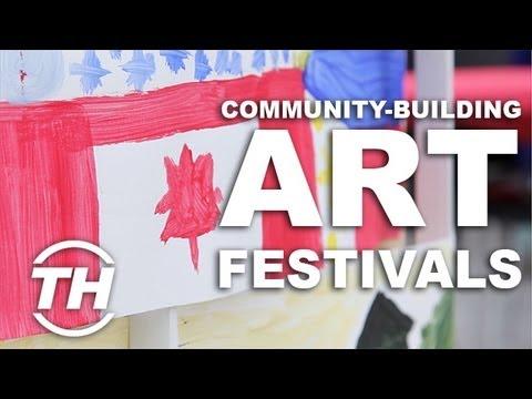 KULTURA Art Festival: Traditional Filipino Art Helps Build the Regent Park Community