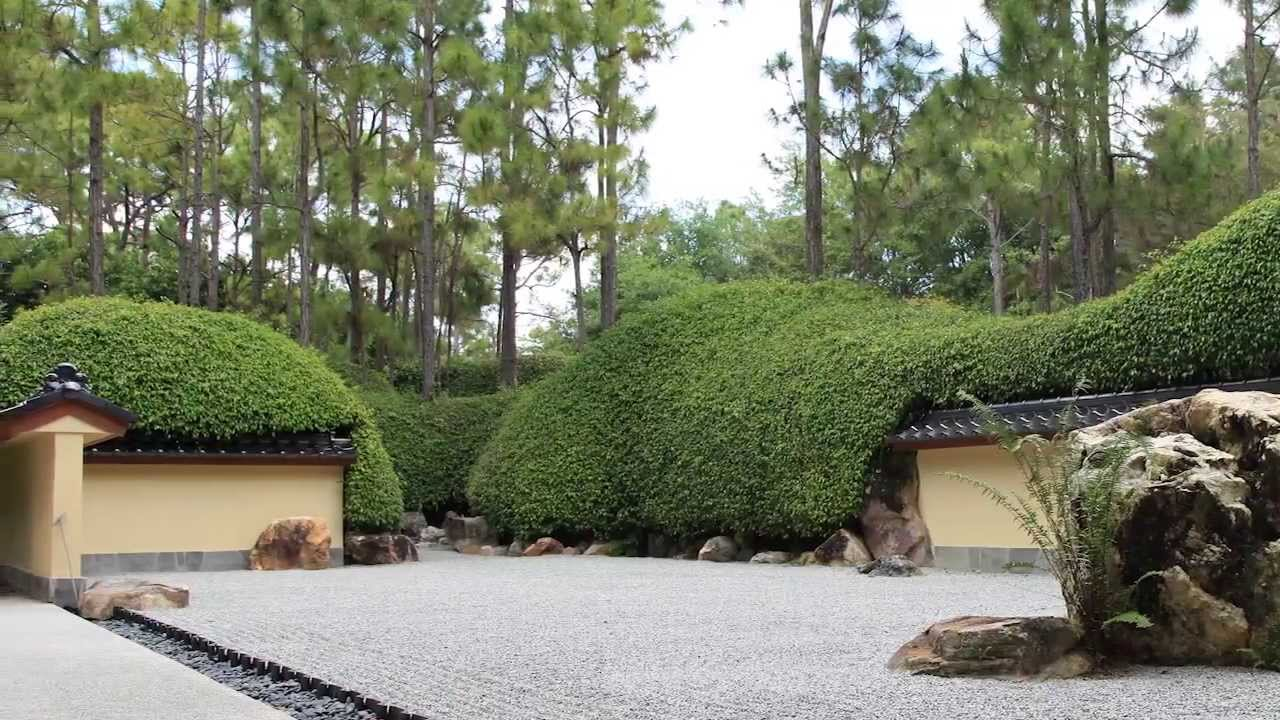 Morikami Museum and Japanese Gardens Video - YouTube