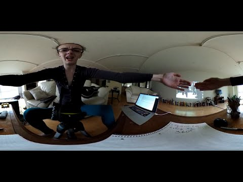 360 Video for Tau Day