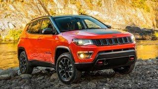 Jeep Compass 2018 Car Review