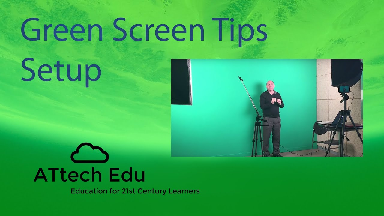 The green screen set up chroma key screen green wall lights the green screen set up chroma key screen green wall lights iphone equipment aloadofball Gallery