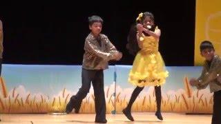 Anirudh JTM Pongal Vizha Dance Yeppa Mama Traetu