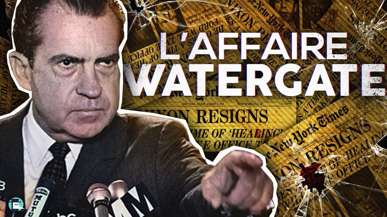 Download Le scandale du Watergate : La chute d'un président américain