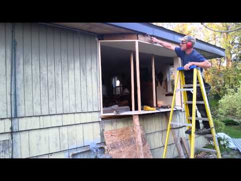 How to Install a Window – How to Install Bay Window – Easy